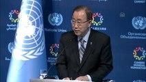 Birleşmiş Milletler Genel Sekreteri Ban Ki-Mun (3)