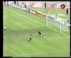 2do. Gol de Delgado a Instituto (Boca 2-Instituto 2 16-04-2000)