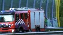 15-8-11 19:59 prio1 ts 6733 ts 6331 ts 6342 sb 6881 a58R 37.0 tilburg vrachtwagen brand