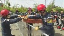 Journée des cadets à Liège, de futurs pompiers inscrits à une formation unique en Belgique