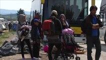 Greqi, filloi evakuimi i kampit të Eidhomenit - Top Channel Albania - News - Lajme