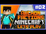 Archon Sapphire Factions Let's Play Ep2   $200 Crate Key Opening!