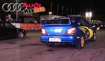 Subaru Impreza WRX STI  Vs. Alfa Romeo 155 Turbo AWD