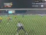 Argentina 4-2 Colombia (2-1 Juan Roman Riquelme)