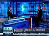 Diosdado Cabello dijo que la crisis en Venezuela no pasará cambiando a Maduro