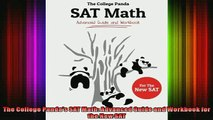 READ book  The College Pandas SAT Math Advanced Guide and Workbook for the New SAT  FREE BOOOK ONLINE