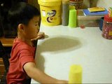 Youngest Malaysia Dice Stacker Dice Stacking by Bosco Nicholas (22/07/2010)