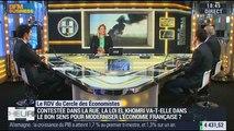 Le Cercle des Économistes: La loi El Khomri, contestée dans la rue, va-t-elle dans le bon sens pour moderniser l'économie française ? - 24/05