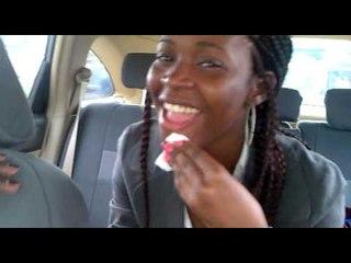 La Vie Avec Kayvon Steezie: Dans La Coché Avec MCy & Leny (Ivory Mylenia)