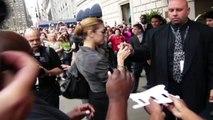 Celine Dion reveals her husband Rene Angelil died after falling out of bed