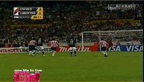 Chivas vs. Libertad - Copa Libertadores 2010 - Atajada De Liborio-1/4 de final ida 11-05-10