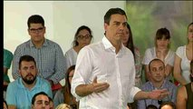 """Pedro Sánchez tilda a Rajoy de """"mentiroso compulsivo"""""""