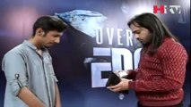 Waqar Zaka Tv Show Over The Edge Episode 5 23 MAy 2016 Auditions