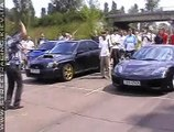 streetracing 26 07 2003 Subaru vs Ferrari LQ
