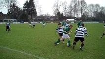 Sportclub 25 B1 - Rood Groen / Vijlen co B1 3-2