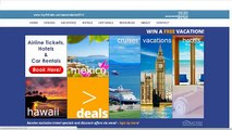 My RE 24/7/365 Travel Site: Get Spectacular Deals On Airlines, Cruises, Hotels, Car Rentals & More!