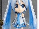 Details VOCALOID Snow Miku Hatsune Nendoroid Action Figure [Wonder Festival 20 Deal