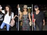 Airport Spotting 22nd May 2016   Alia Bhatt, Akshay Kumar, Kangana Ranaut
