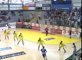Andebol: ABC-FC Porto Vitalis, 25-25 (9.ª jornada da fase final do Andebol 1, 17/05/2014)