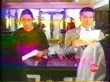 """Aviso ENTEL CARD con Marcelo """"Chino"""" Rios - Television Chilena / decada de 1990"""