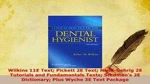 Download  Wilkins 11E Text Pickett 2E Text NieldGehrig 2E Tutorials and Fundamentals Texts  EBook