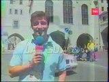 """Jappening con Ja - La Oficina: Episodio """"La Guagua"""" / TVN Chile - 1986"""