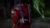 видео учебник Dragon Age Origins онлайн видео кадры 2015