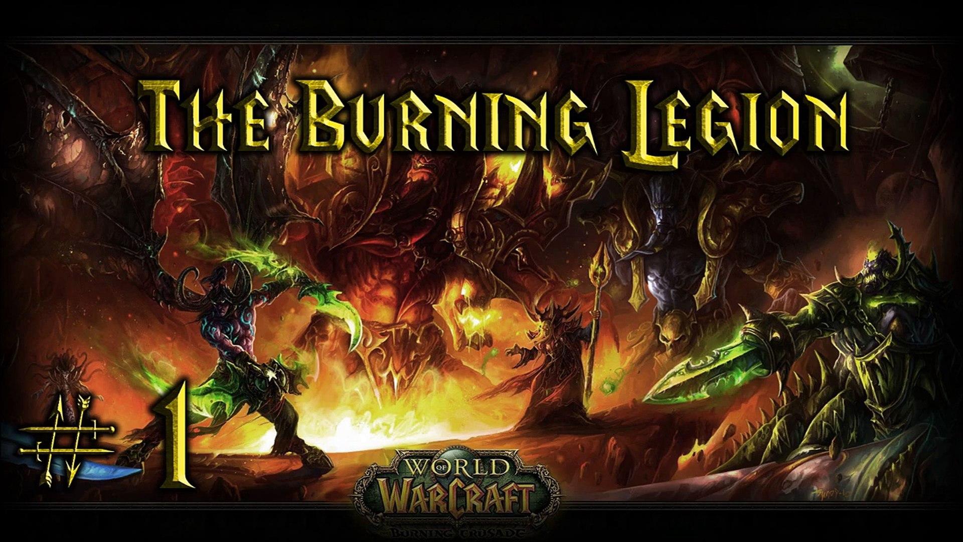 World Of Warcraft The Burning Crusade Ost Track 01 The Burning