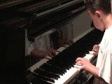 Loris Grazia Ballade pour Adeline piano
