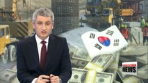 Korea's international investment surpasses US$200 bil. in March