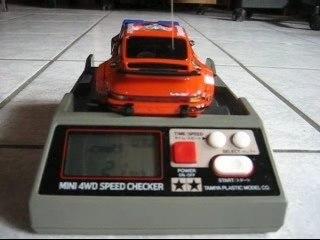 Speed Test n°1 - MR-01 RM