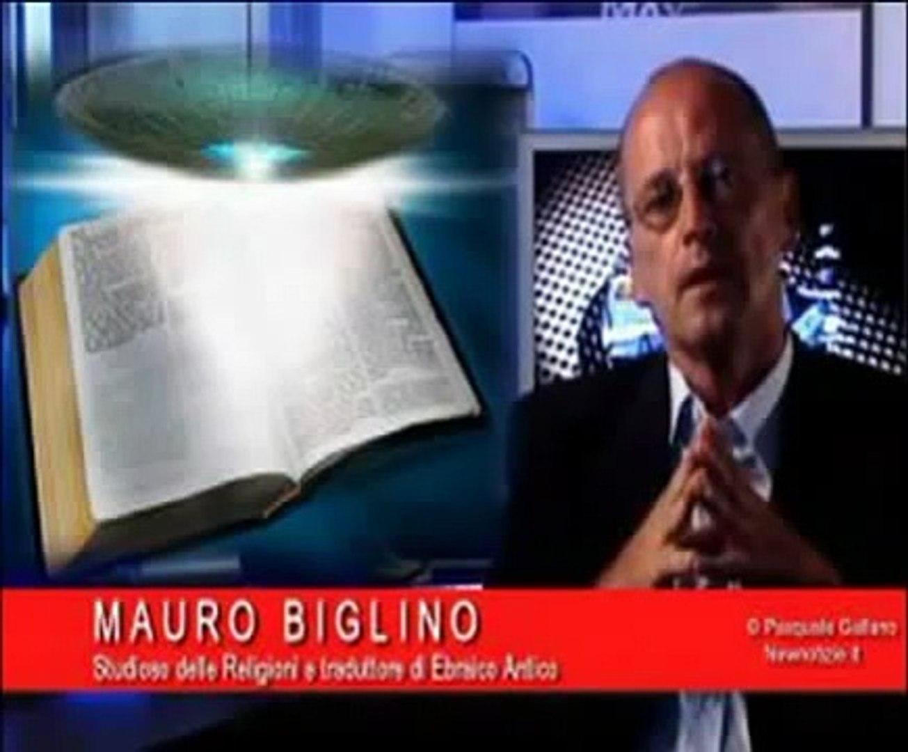 Intervista a Mauro Biglino   Traduttore di ebraico antico. PARTE 1