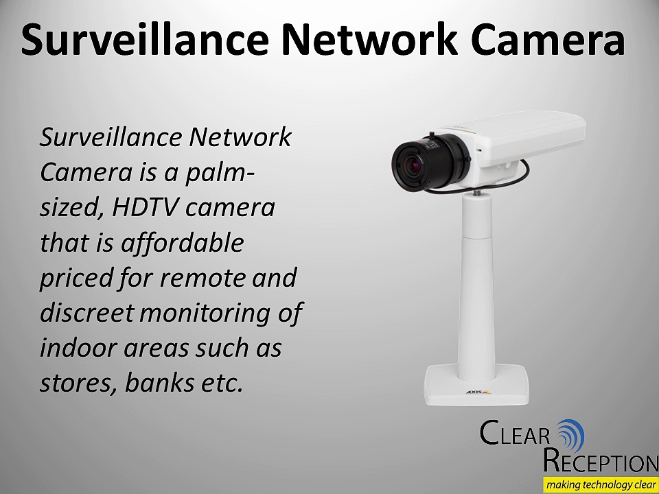 CCTV Security Cameras – Security Is First Priority