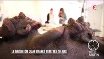Coulisses - Le musée du Quai Branly souffle ses 10 bougies - 2016/05/25