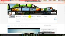 How to get URL id of any Dailymotion Video for sharing in Urdu and Hindi