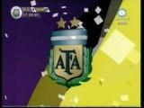 San Lorenzo 2 - Newell`s 1 - Fecha 19 (Torneo Clausura 2010)