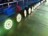 24*3W(3 in 1) Led Par Light Led Par64 Led Stage Lighting Led Light Led Wash Light