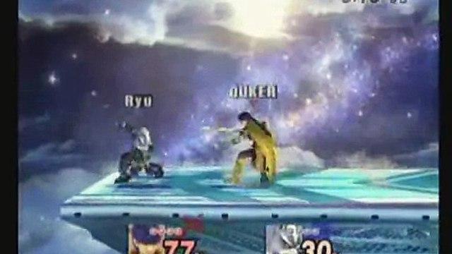 Duker VS Ryu ; 29/6 -08 ; Online ; Fight 2 ; Part 2/3