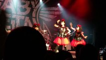 BABYMETAL - Kami Band Solo & Catch me if you can! [Live @ Zurich 2015] [Fancam]