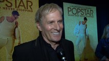 Michael Bolton Just Couldn't Stop Laughing