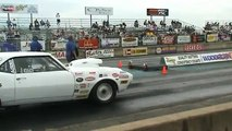 1968 Pontiac Firebird 10 second pro bracket car
