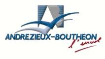 La ville d'Andrézieux-Bouthéon qui accueille l'International à Pétanque des Bords de Loire