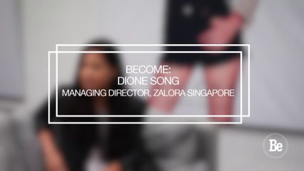 Interview: Dione Song, Managing Director Zalora Singapore