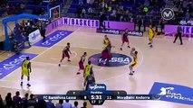 RESUMEN COMPLETO | FC Barcelona Lassa-Morabanc Andorra | Jornada 19, Liga Endesa 2016
