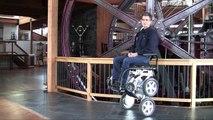 iBot: le fauteuil roulant qui monte les escaliers refait son apparition !