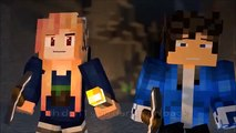 ♫ 'Shut up and Mine'   Minecraft Parody of Shut up and Dance by Walk the Moon ♬