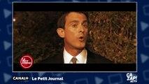 Mad Valls : Le Petit Journal parodie Mad Max pour Manuel Valls
