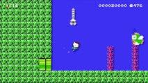 Hello Kitty débarque dans Super Mario Maker