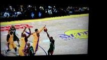 NBA 2K11 MY PLAYER BLOCKING EARL BOYKINS