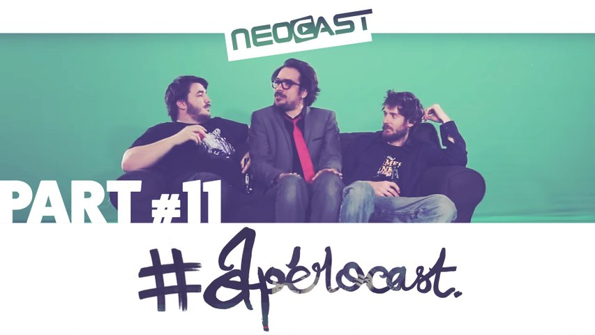L'Aperocast à la Néocast - Part 11   Rap Battle du Labo Cube   #FIN